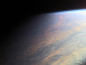 Space - Earth from ISS