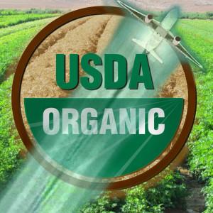 Chemtrails Killing Organic Crops