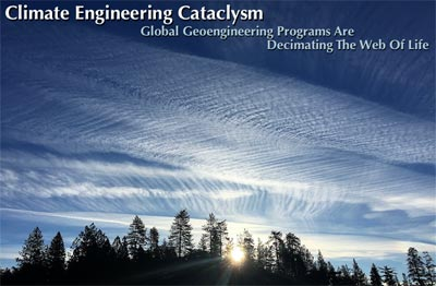 Climate Engineering Cataclysm: A Live Presentation By Dane Wigington