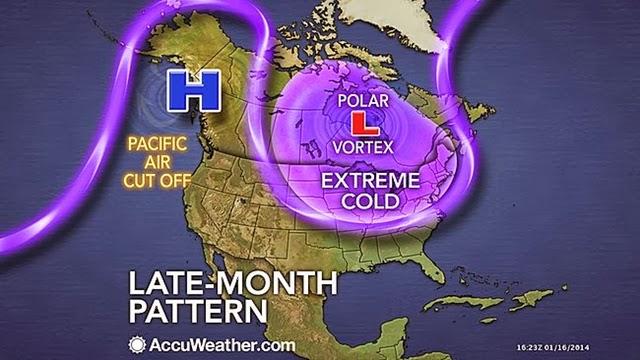 "Dane Wigington: ""What will it take to wake people up to weather warfare being waged on them?"" Polar-vortex"