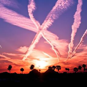 chemtrails-sunset