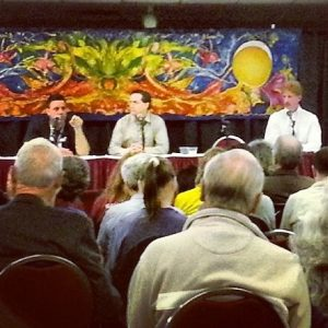 Geoengineering Panel Conscious Life Expo