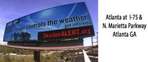 Skyder Billboard