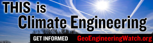 This is climate engineering