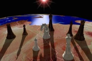 chess on earth