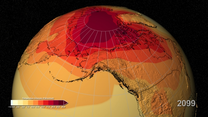 research on global warming nasa - photo #6