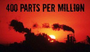 400 parts per million