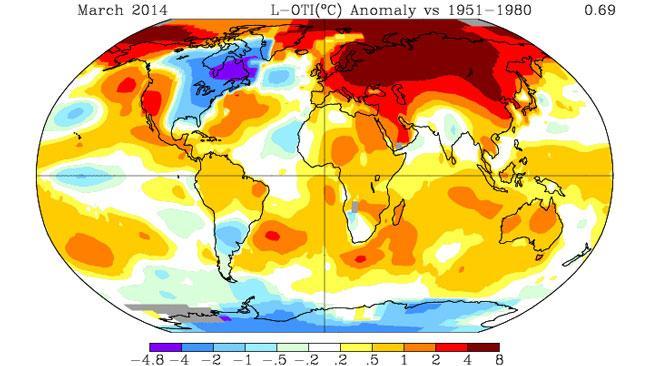 march 2014 globe