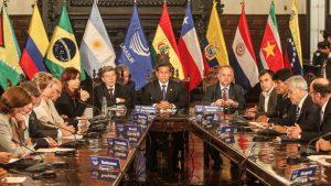PERU-VENEZUELA-ELECTION-UNASUR