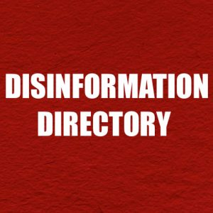 Disinformation Directory