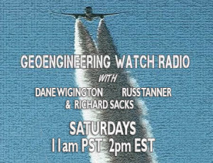 Geoengineering Watch Radio Logo