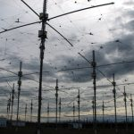 The HAARP transmitter area
