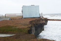 thawing permafrost