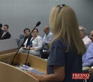 Fresno Citizens Address Geoengineering