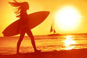 hot ocean