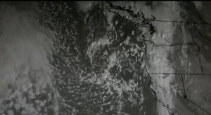 Oregon & California Drought, Pacific Low Killed, 10/20/2014