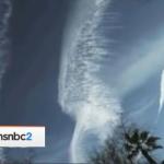 MSNBC chemtrails