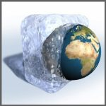 ice cube earth