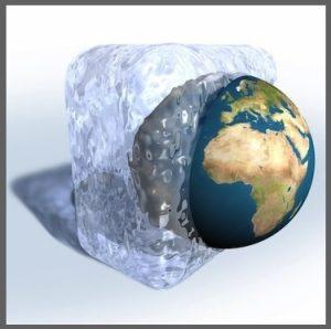 ice cube earth
