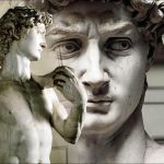 michelangelo-david-face-two-photo