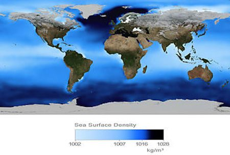 SeaSurfaceDensity