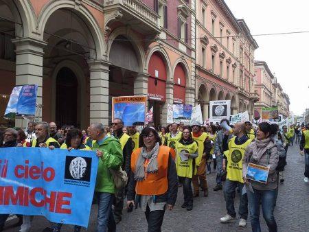 Bolona Protest2