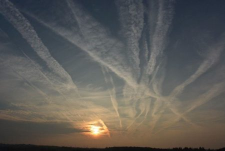 aerosol spraying