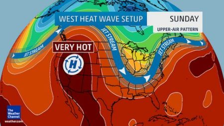 Engineered Western Meltdown To Cool The East