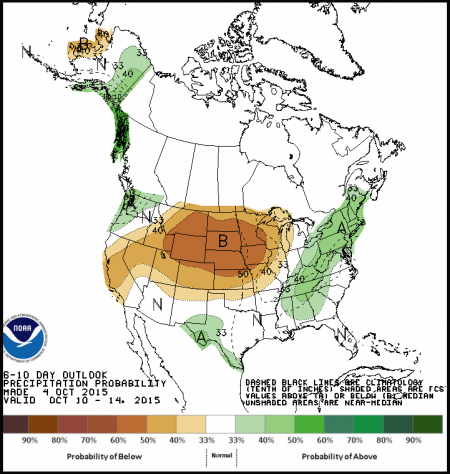 The Graphic Above Is An Noaa Departure From Normal Precipitation Map Along With The Record Heat Far Below Normal Rainfall Is Also Forecasted Scheduled