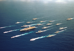 The US Militarys Willful Slaughter Of Life In Pacific Ocean