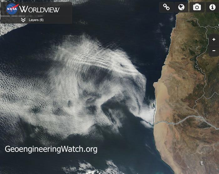 La côte ouest de l'Afrique