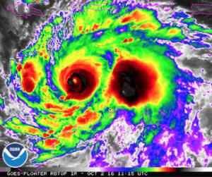 Hurricane Matt