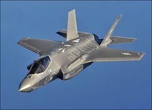 Lockheed-Martin's F-35 war plane
