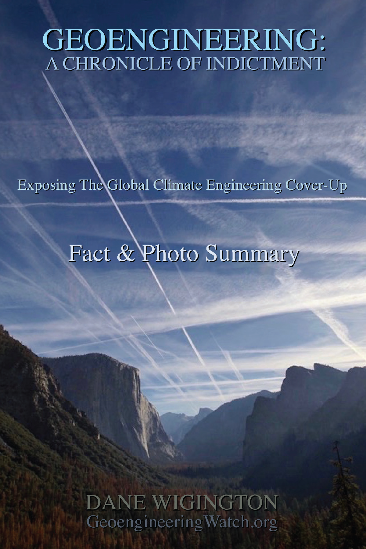 Climate Engineering Fact And Photo Summary - cover