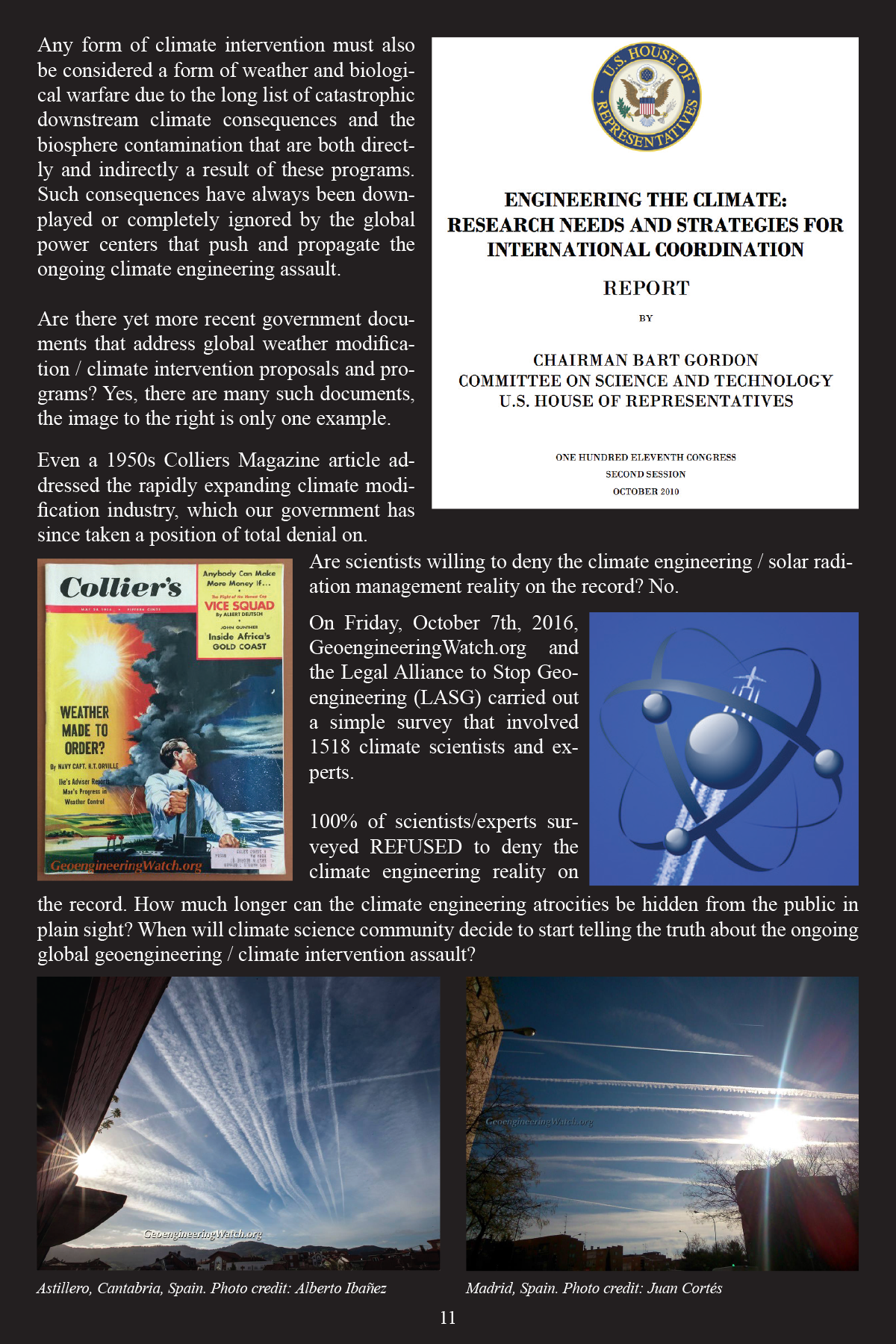 Climate Engineering Fact And Photo Summary - page 11