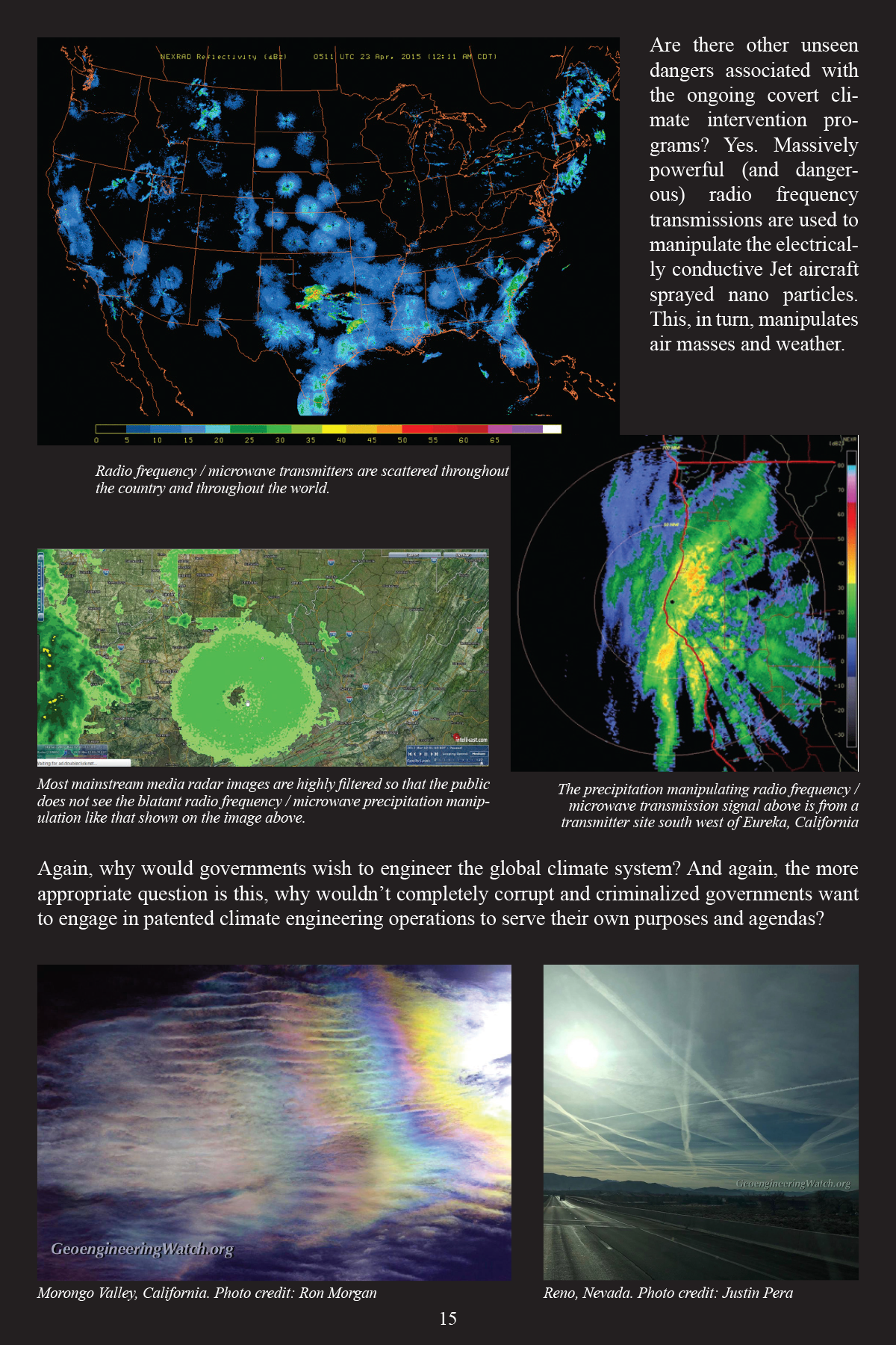 Climate Engineering Fact And Photo Summary - page 15