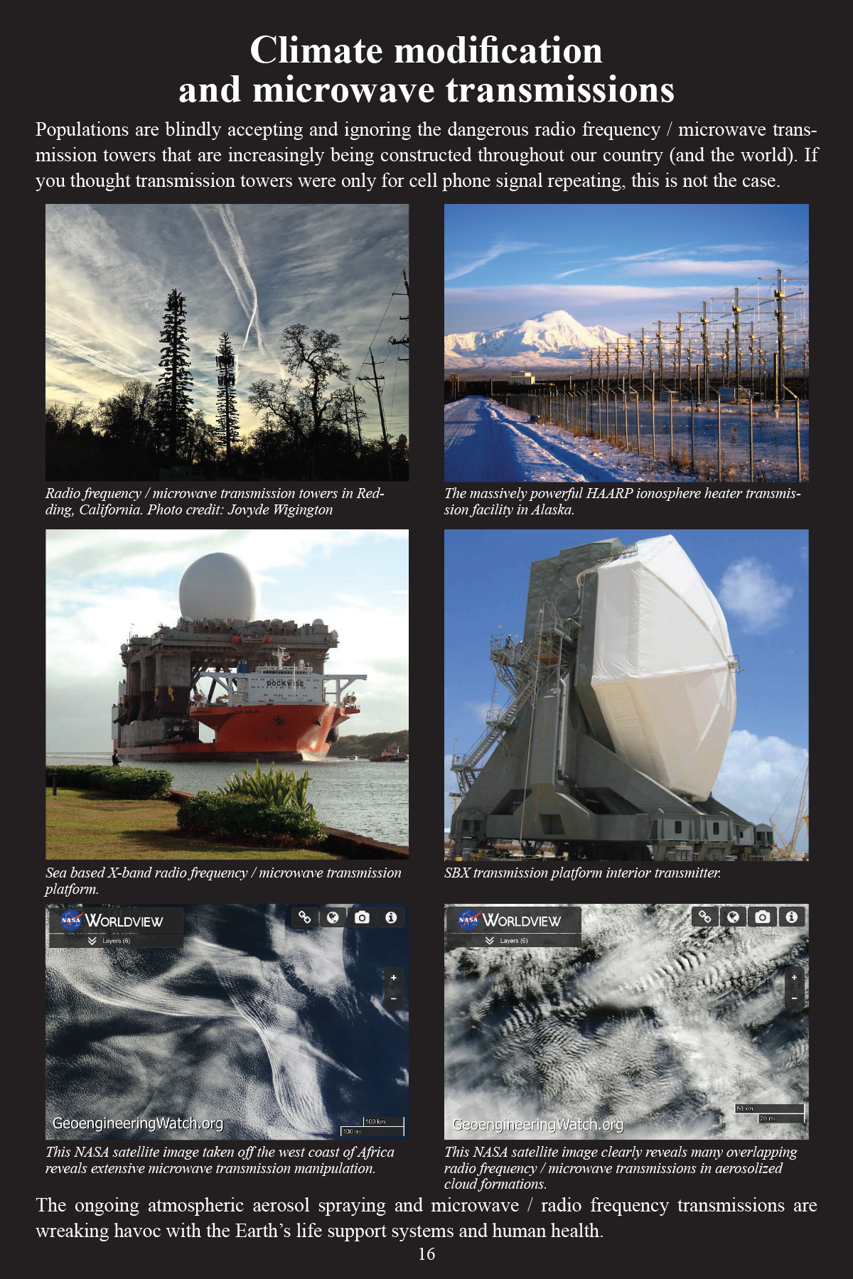 Climate Engineering Fact And Photo Summary - page 16