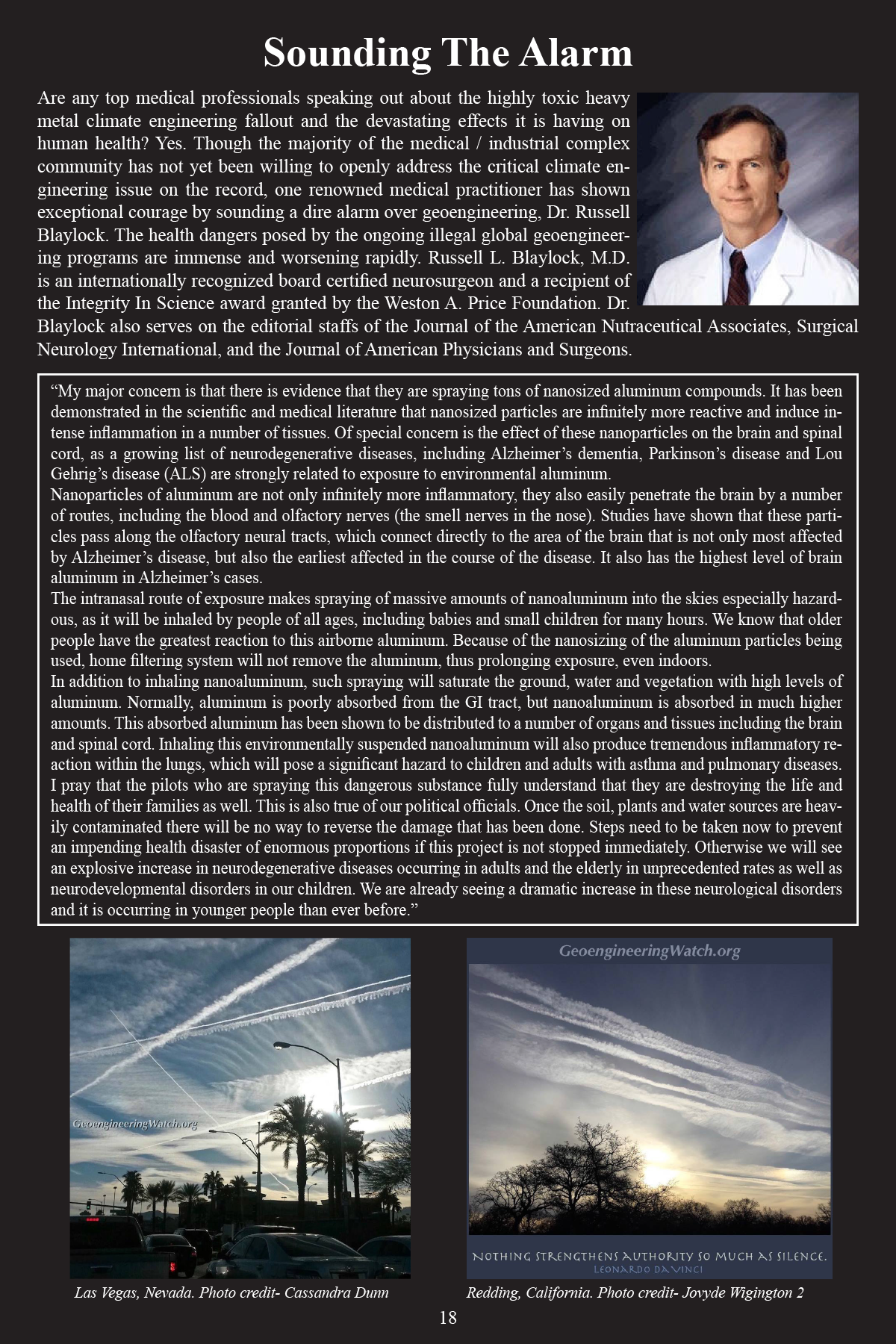 Climate Engineering Fact And Photo Summary - page 18