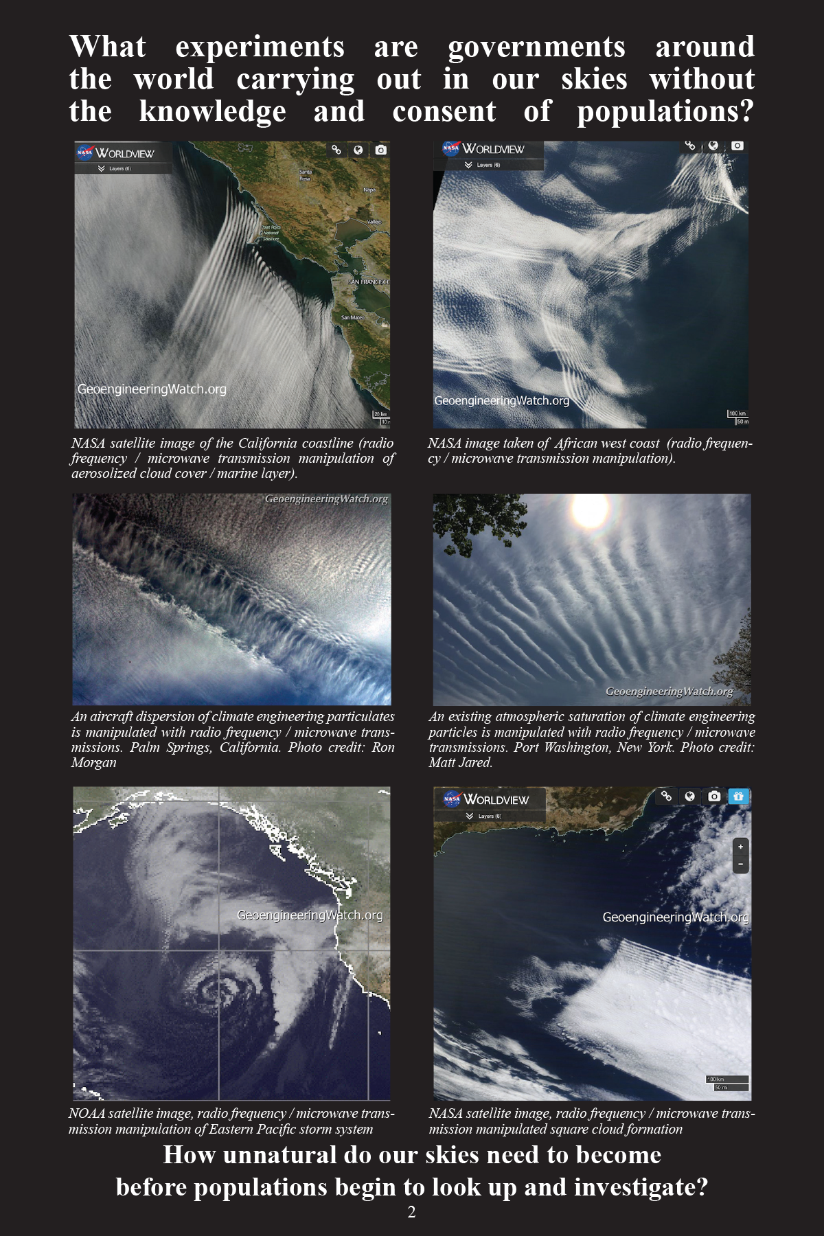 Climate Engineering Fact And Photo Summary - page 2