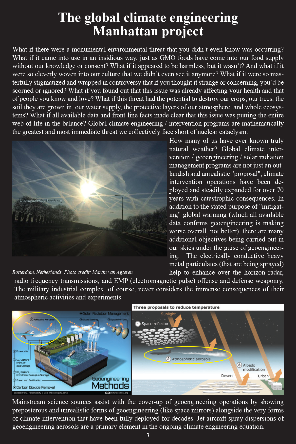 Climate Engineering Fact And Photo Summary - page 3